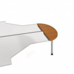 Stůl zakončovací oblouk 120cm Hobis Gate (GP 120)