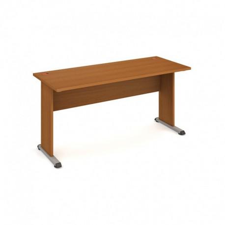Stůl pracovní rovný 160cm hl60, Hobis Proxy (PE 1600)