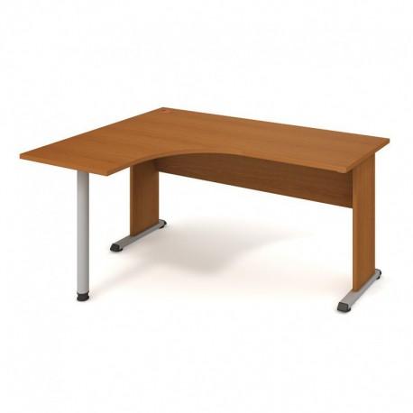 Stůl ergo pravý 160*120cm, Hobis Proxy (PE 60 P)
