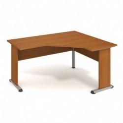 Stůl ergo levý 160*120cm, Hobis Proxy (PEV 60 L)