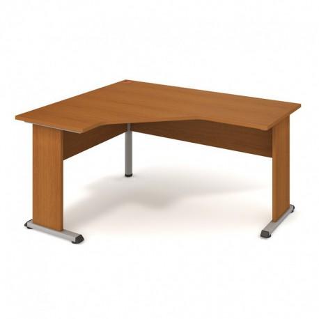 Stůl ergo pravý 160*120cm, Hobis Proxy (PEV 60 P)
