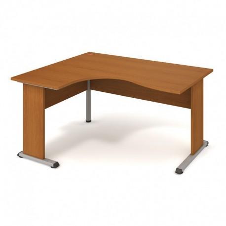 Stůl ergo pravý 160*120cm, Hobis Proxy (PE 2005 P)