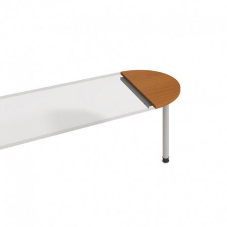 Stůl zakončovací oblouk 80cm, Hobis Proxy (PP 80)