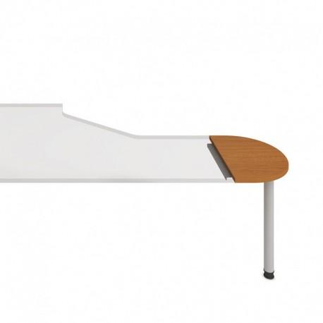 Stůl zakončovací oblouk 60cm, Hobis Proxy (PP 60)