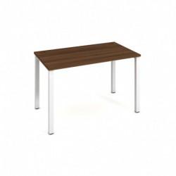 Kancelářský stůl Hobis UNI   rovný 120cm (US 1200)