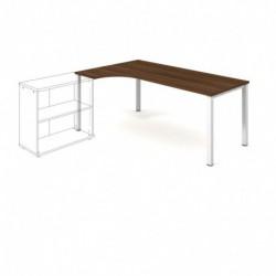 Kancelářský stůl Hobis UNI   ergonomický  180cm (UE 1800P )