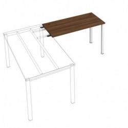 Kancelářský stůl Hobis UNI   pro řetězení  120cm (UE 1200 RU)
