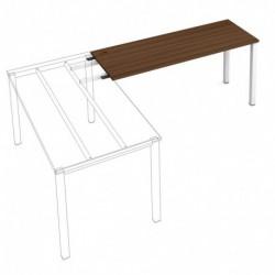 Kancelářský stůl Hobis UNI   pro řetězení  160cm (UE 1600 RU)