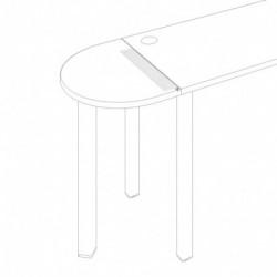 Úhelník Uni pro stoly 600 mm (UL 600)