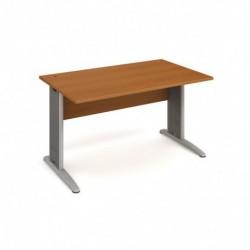 Stůl pracovní rovný 140cm, Hobis Cross (CS 1400)