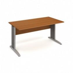 Stůl pracovní rovný 160cm, Hobis Cross (CS 1600)