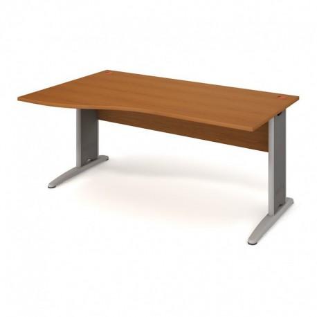 Stůl ergo pravý 180*100cm, Hobis Cross (CE 1000 P)