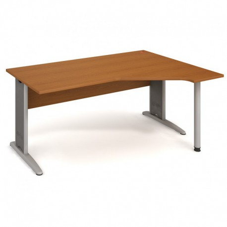 Stůl ergo levý 180*120cm, Hobis Cross (CEV 1800 L)