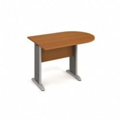 Stůl jednací oblouk 120cm, Hobis Cross (CP 1200 1)