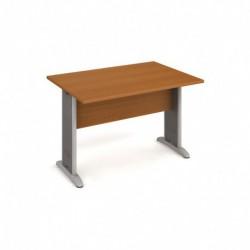 Stůl jednací rovný 120cm, Hobis Cross (CJ 1200)