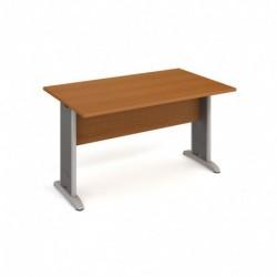 Stůl jednací rovný 140cm, Hobis Cross (CJ 1400)