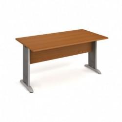 Stůl jednací rovný 160cm, Hobis Cross (CJ 1600)