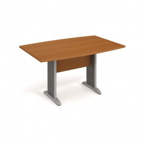 Stůl jednací sud 150cm, Hobis Cross (CJ 150)