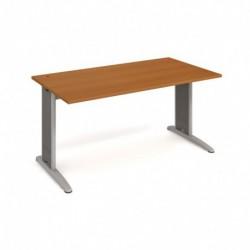 Stůl pracovní rovný 160cm, Hobis Flex (FS 1600)