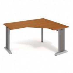 Stůl ergo levý 160*120cm, Hobis Flex (FEV 60 L)