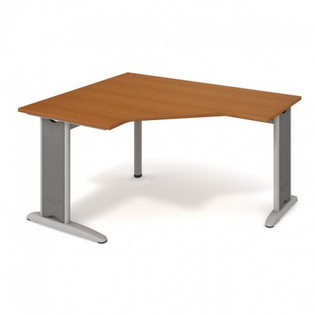 Stůl ergo pravý 160*120cm, Hobis Flex (FEV 80 P)