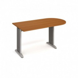 Stůl jednací oblouk 160cm, Hobis Flex (FP 1600 1)