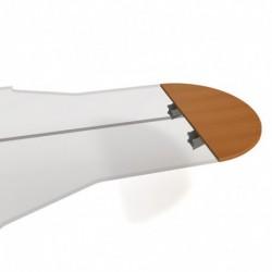 Stůl zakončovací oblouk 160cm, Hobis Flex (FP 160)