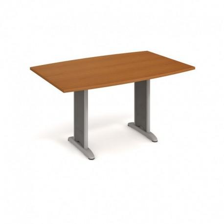 Stůl jednací sud 150cm, Hobis Flex (FJ 150)