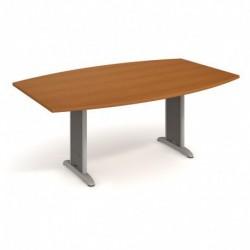 Stůl jednací sud 200cm, Hobis Flex (FJ 200)