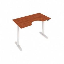 Elektricky výškově stavitelný stůl Hobis Motion  140 cm, s paměťovým ovladačem (MSE 2M 1400)