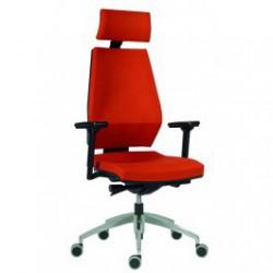 Kancelářská židle 1870 SYN MOTION ALU