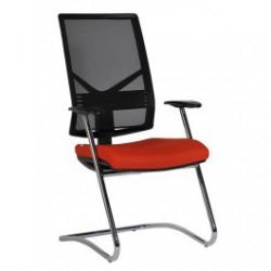 Kancelářská židle jednací 1850/S OMNIA