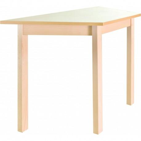Stůl jednací –  lichoběžník (trapézový)