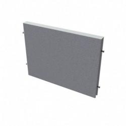 Akustik paraván na stůl 60 cm (TPA S 600)