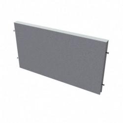 Akustik paraván na stůl 80 cm (TPA S 800)