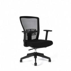 Kancelářská židle, TD-14, červená (THEMIS BP)