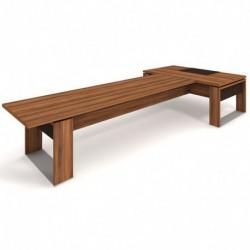 Stůl psací + jednací 270 Exner Expo+ (ES 4 K)