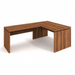 Stůl psací 160x80 + přídavný 120x70 levý Exner Assist (AS 160 L)