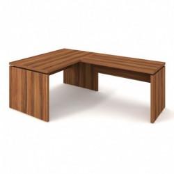Stůl psací 160x80 + přídavný 120x70 pravý Exner Assist (AS 160 P)
