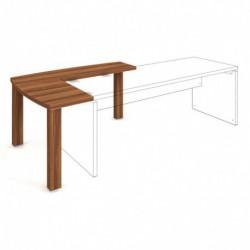 Stůl přídavný 140x113 levý Exner Assist (AD 1 140 L)