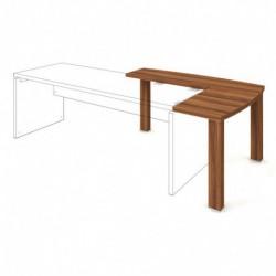 Stůl přídavný 140x113 pravý Exner Assist (AD 1 140 P)