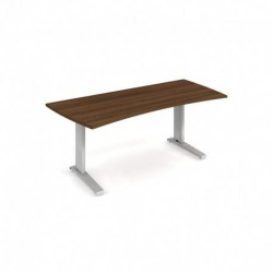 Pracovní stůl 180 kosatka R Exner Exact (XP7 180)