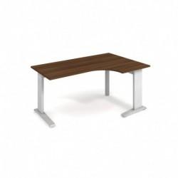 Pracovní stůl rohový 160 levý Exner Exact (XP9 160 L)