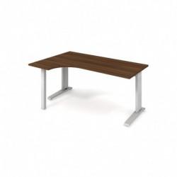 Pracovní stůl rohový 160 pravý Exner Exact (XP10 160 P)