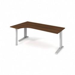 Pracovní stůl rohový 180 pravý Exner Exact (XP10 180 P)