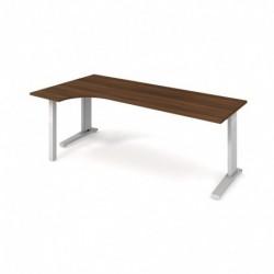 Pracovní stůl rohový 200 pravý Exner Exact (XP10 200 P)