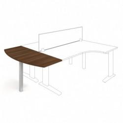 Přídavný stůl 60 x 161 Exner Exact (XD5 60)