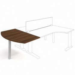 Přídavný stůl 80 x 161 Exner Exact (XD5 80)