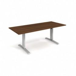 Jednací stůl obdélník 200 x 100 Exner Exact (XJ1 200)