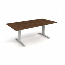 Jednací stůl obdélník 200 x 120 Exner Exact (XJ2 200)